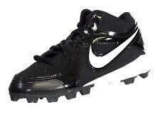 Nike Keystone Low Leather Baseball Cleats Boys Size 3 M