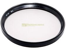 58mm. filtro Skylight KR 1,5 B+W. Sky Light filter.