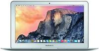 "Apple MacBook Air 11.6"" Intel Core i5 1.40GHz 4GB RAM 128GB SSD MD711LL/B"