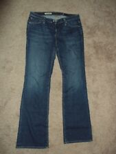 AG ADRIANO GOLDSCHMIED WOMAN'S JEANS SIZE 28 R THE ANGELINA PETITE BOOT CUT