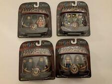 Battle Star Galactica Minimates - Rare Toys R Us - New Sealed Minimate Figures
