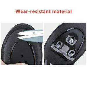 MTB Windproof Shoe Cover Lock Shoe Cover Half Palm Self-locking Thick Shoe Cover