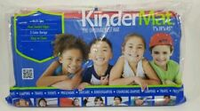 KinderMat 500111 45 inch x 19 inch Basic Rest Mat - Red/Blue