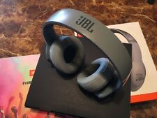USED JBL EVEREST 700 Wireless Headphone Bluetooth Sealed Dynamic Over-Ear Gray