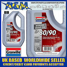 5 L Volume Vehicle Gear & Differential Oils for sale | eBay