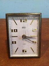 Vintage Linden Black Forest Windup Alarm Clock Made in Germany