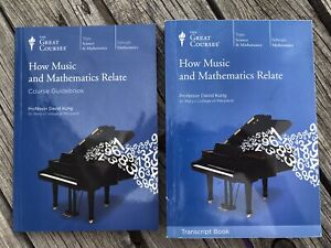How Music and Mathematics Relate Course Guidebook & Transcript Prof David Kung