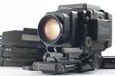 【N MINT】 FUJI GX680 W/ fujinon 135mm F5.6 + Instant Film Back ×2 From Japan #568
