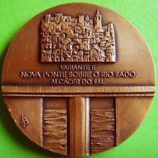 Bridge over Sado River / Public Work Road Highway Route / Carrack Bronze Medal!