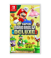 Super Mario Bros. U Deluxe - (Nintendo Switch, 2019)