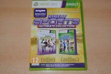 Kinect Sports Ultimate Collection Xbox 360 Saison 1 et 2 Double Pack Gb Pal