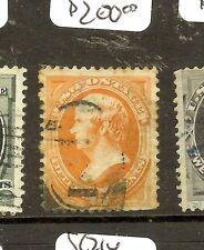 UNITED STATES (P1104B) 15C ORANGE SC 152  VFU