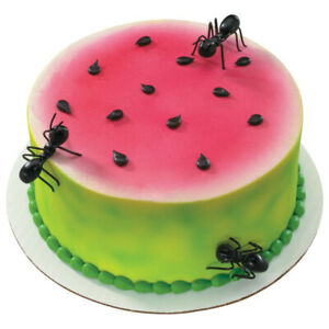 3D Ant, Ants, Cupcake Cake Toppers, Fake Bakes, Summertime Toppers
