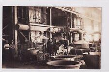 VINTAGE POSTCARD MT ISA MINES  QUEENSLAND  REAL PHOTO COMET STUDIO 1900s