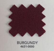 "Sunbrella Marine Fabric 60"" ~ Burgundy #6031 12 Yards SALE"