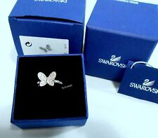 Swarovski Field Butterfly Ring, White Size: 52/S/6 Crystal Authentic MIB 5284083
