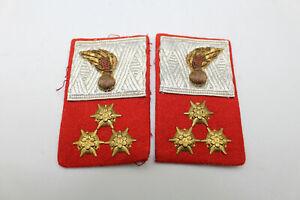 BS349: Gendarmerie Dienstgrade für die Uniform Gruppeninspektor alte Stücke