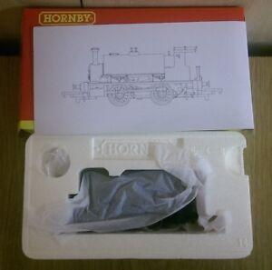 Hornby R3292 BR Black 0-4-0 Hornby Collector Club Loco 2014