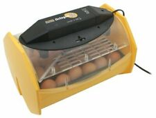 Manual Egg Incubator for Hatching 24 Chicken Eggs or Equivalent Instruments