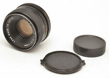 Auto Rikenon 50mm F2 Lens For M42 Screwmount! Made in Japan! Good Condition!