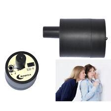 Mini Spy Eavesdropping Wall Door Microphone Voice Bug Ear Listen Through Device