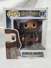 Funko Pop! Harry Potter #07 Rubeus Hagrid