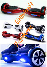 Skateboard Elettrico Overboard Smart Balance Monopattino Led bluetooh 8''