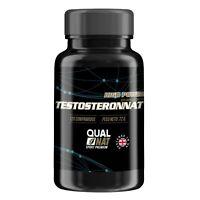 Testosterona Suplemento Potenciador Sexual Aumento de Fuerza 120 Comprimidos