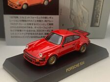 Porsche  934 red Kyosho 1/64 scale Die-cast  part.2