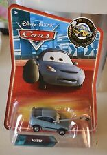 Disney Pixar Cars Final Lap Collection #165 MATTI NEW