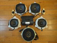 Bose 8-Piece Car Sound System *Powered* Speakers Nissan Infiniti Audi Mazda GMC