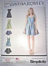 "CYNTHIA ROWLEY Formal Dress Cape Jacket B30.5""- 36"" Pleated Skirt 50s Style"