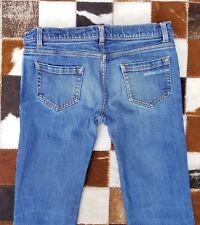 Prada Dark Blue Straight Fit Jeans, size 27