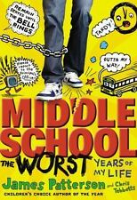 New - Middle School, The Worst Years of My Life (Middle School (1)