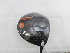New 2017 Cobra King F7 Black Driver 9.0*-12* Stiff Flex Fujikura Pro 60 S