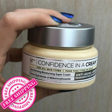 IT Cosmetics Confidence In A Cream Moisturizer 60 ML/ 2 Oz Hydrating Transformin