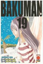 MANGA - Bakuman N° 19 - Prima Edizione - Planet Manga - ITALIANO NUOVO