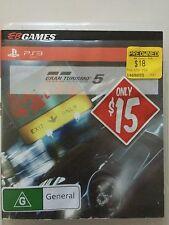 Gran Turismo 5 PS3 Game