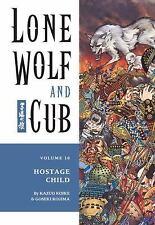 Lone Wolf & Cub, Volume 10: Hostage Child by Koike, Kazuo, Kojima, Goseki