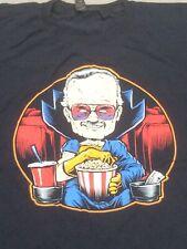 Stan Lee Doctor Strange Shirt XL Teefury Ript Apparel Dr. Comic Marvel Watcher