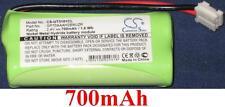 Batterie Pour SANIK 2SN-AAA70H-SX2F, 2SNAAA70H-SX2F **700mAh**