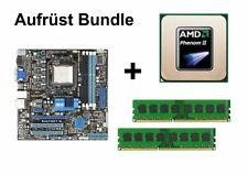 Aufrüst Bundle - ASUS M4A785T-M + AMD Phenom II X4 955 + 4GB RAM #123428