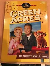 GREEN ACRES SEASON 2  * BRAND NEW & FACTORY SEALED *** U.S. SELLER  ***