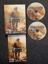 Call of Duty: Modern Warfare 2 - PC Box Standard COD MW2 COMPLETE Two Disc