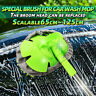 Adjustable Car Cleaning Mop Telescopic Window Glass Wash Soft Brush Care Tool