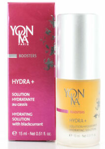 Yonka Boosters Hydra+  Hydration Booster 0.51 oz / 15ml NEW IN BOX EXP 01/2020