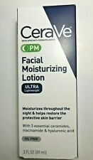 CeraVe Facial Moisturizing Lotion PM  - Moisturizes through the Night   3oz  