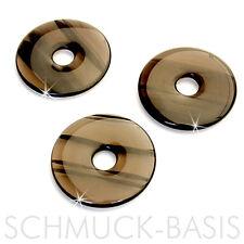 Lamellen-Obsidian Donut 3cm ; Qualität 1A