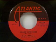 "RAY CHARLES ""SWANEE RIVER ROCK  I WANT A LITTLE GIRL"" 45"