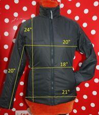 MAMMUT sz M jacket lightweight padded water-resistant women